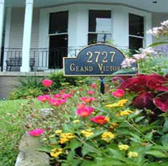 Grand Victorian Bed and Breakfast in the Garden District