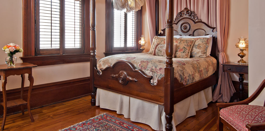 New Orleans Accommodations - Room