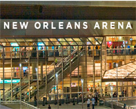 New Orleans Arena now Smoothie King Center