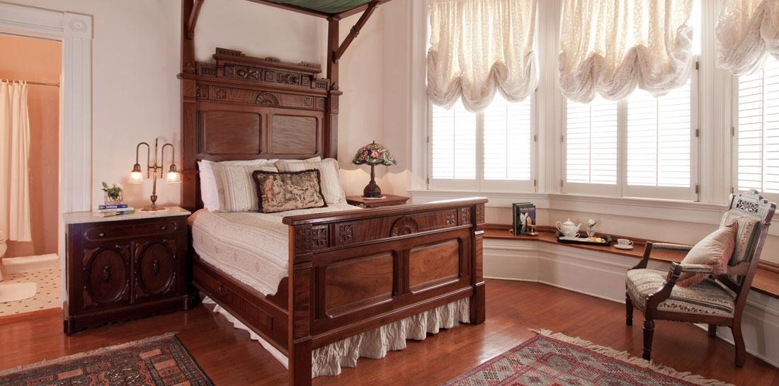 Beautiful Room in an Inn in Louisiana