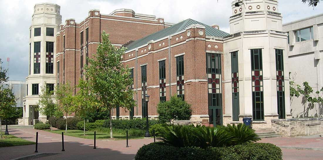 Loyola Nola Monroe Library