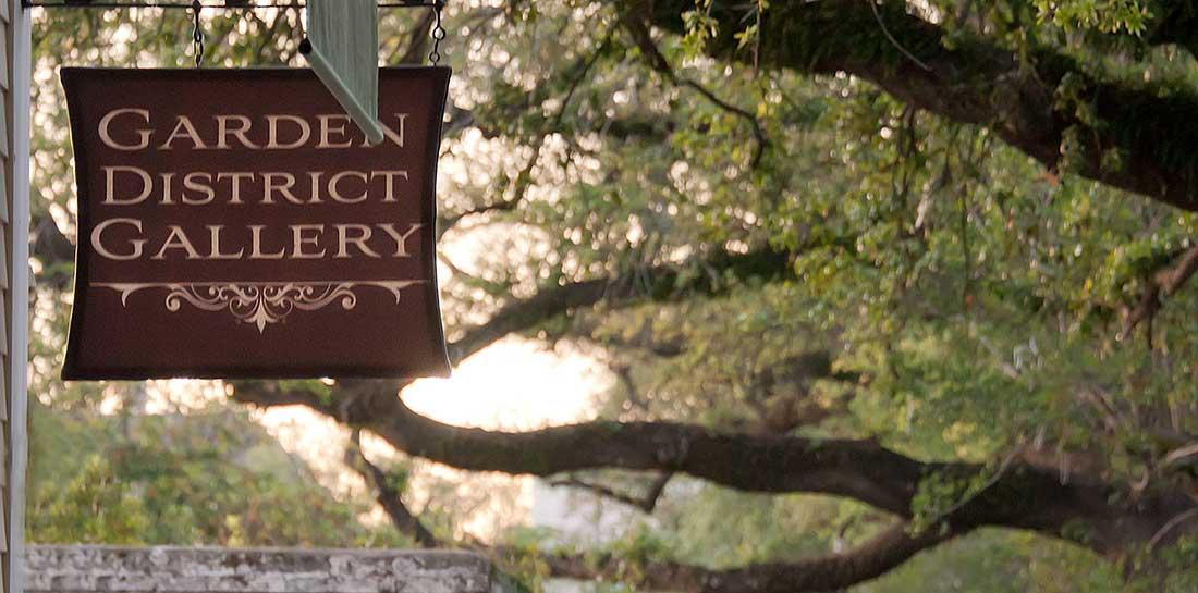 The Garden District New Orleans