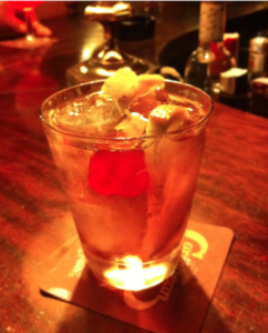 A little old fashioned for a hot summer's night.