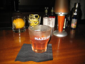 The Sazerac started it all!