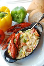 Crawfish Macque choux