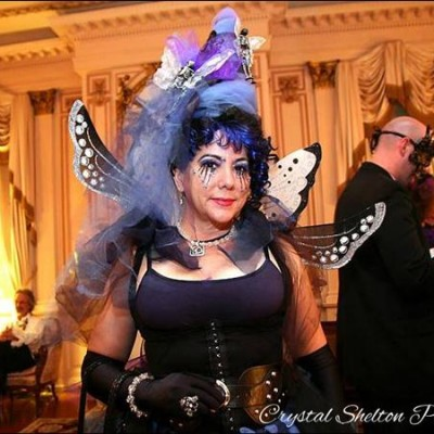 New Orleans Witches Ball masquerade