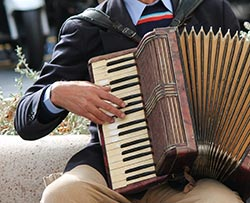 Americana Music Triangle Tour - Accordian