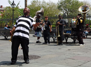 festivals in New Orleans